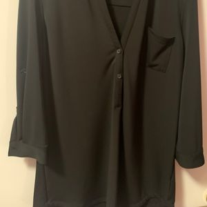 Joe Fresh black top.